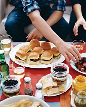 Game-Day Entertaining Ideas