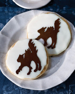 Hauntingly Good Cookies