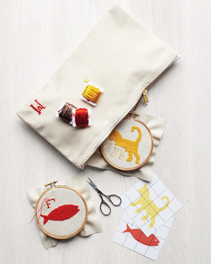 Customizable Cross-Stitch Projects