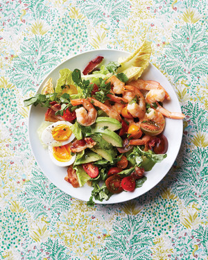 12 Main-Dish Summer Salads Packed with Protein and Veggies
