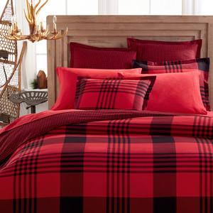 Martha Stewart Collection Montana Plaid Flannel Bedding