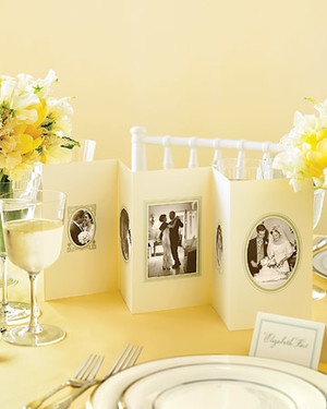Photo Crafts for Your Wedding
