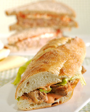 Slammin' Sandwiches from ''The Martha Stewart Show''