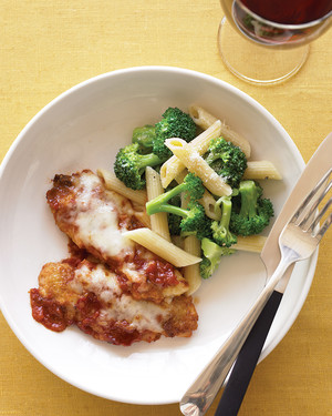 Sauteed chicken and pasta recipes