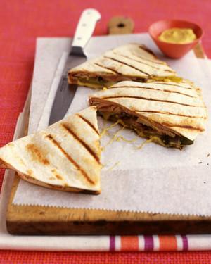 Nachos, Quesadillas, and More