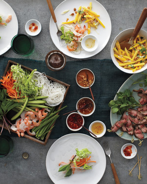 Cool and Easy Vietnamese Menu