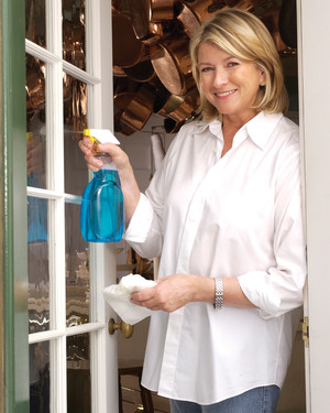 Ask Martha: Simple Solutions for Your Toughest Cleaning Dilemmas