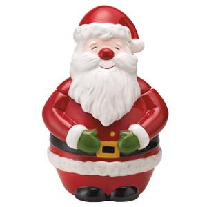 Figural Santa Cookie Jar