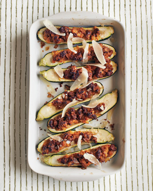 Baked Zucchini Recipes For When You've Had Enough Zoodles