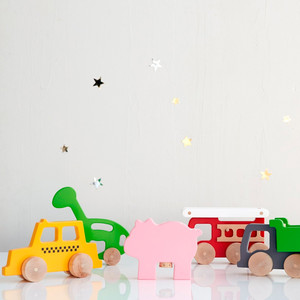 Manny and Simon Wooden Toys