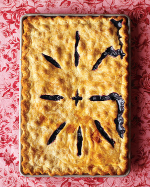 Summer Fruit Pie and Tart Recipes