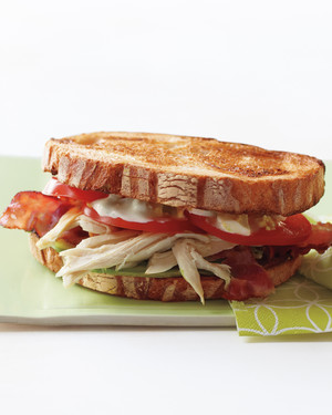Chicken Sandwich Recipes