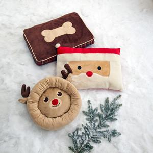 Martha Stewart Pets Holiday Character Beds