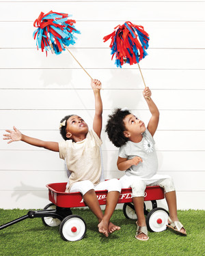 Pom Poms, Tote Bags, and Other Good Things for July