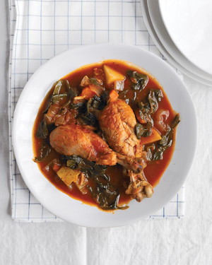 Chicken Soups and Stews