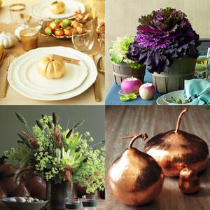 More Thanksgiving Decor Ideas