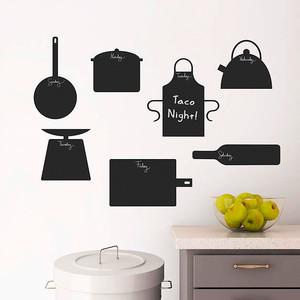 Chalkboard Kitchen Menu Decals