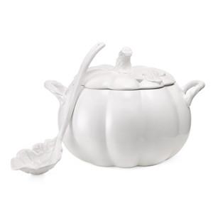 Martha Stewart Collection Figural Pumpkin Soup Tureen