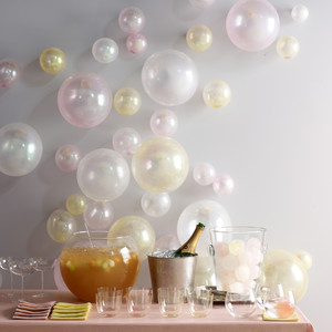 Glitter Balloons