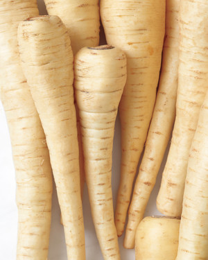 Oh So Sweet: Parsnips