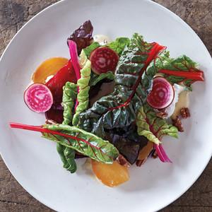 Beet Salad with Honey-Lavender Dressing