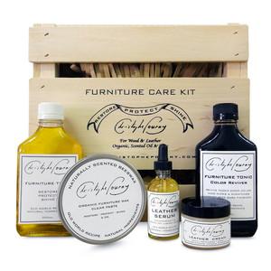 Christophe Pourny Furniture Care Kit