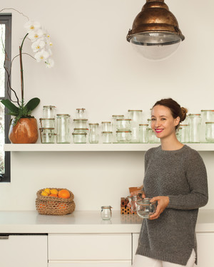 Jenni Kayne's Kitchen Organizing Tips