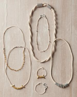 Hardware-Store Jewelry