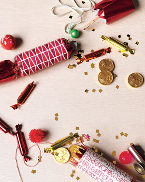 Christmas Cracker-Inspired Crafts
