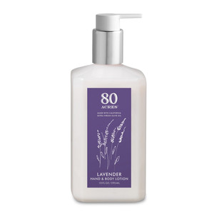 McEvoy Ranch: Lavender Hand & Body Lotion
