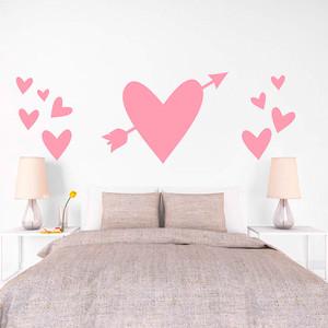 Martha Stewart Wall Art Decals – Oversized Heart