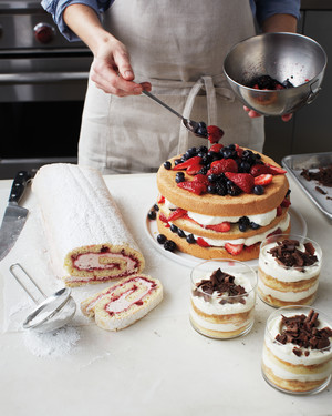 Test-Kitchen Wisdom: Sponge Cake How-To