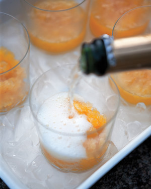 Champagne and Sparkling Wine Cocktails