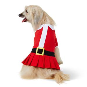 Martha Stewart Pets Mrs. Claus Holiday Dress