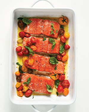 We're Just Wild About Cooking Salmon