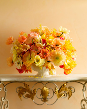 Pics Of Flower Arrangements martha's flower-arranging secrets | martha stewart