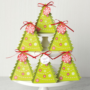 Tree Treat Boxes