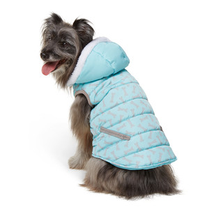 Martha Stewart Pets ® Tossed Bone Puffer Vest