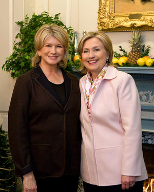 Martha Stewart Decorates the Blair House