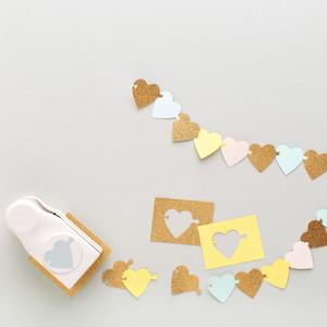 Martha Stewart Crafts ® Heart Garland Punch