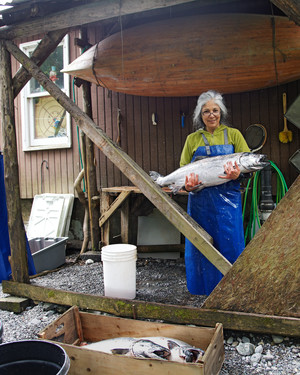 Cooking and Preserving Salmon: Alaska's Wild Wonder