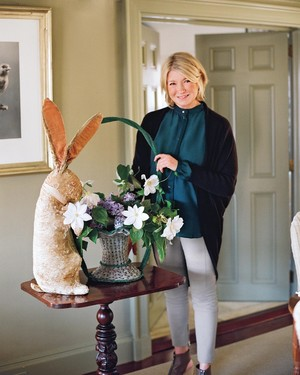 Martha's Easter Menu: From Russia with Love