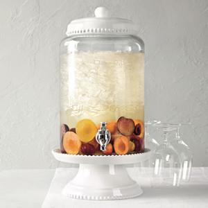 Martha Stewart Collection Beaded Beverage Dispenser