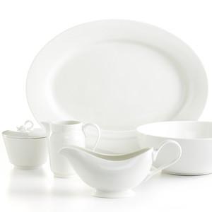 Whiteware Serveware Collection