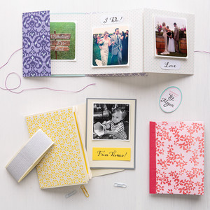 Learn with Martha: Book Binding Kit