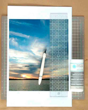 Personalize Your Magazine Organizers with Photo Transfers