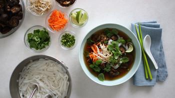 Vegetarian Pho Soup HUM
