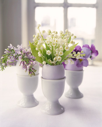 purple flower arrangements  martha stewart, Beautiful flower