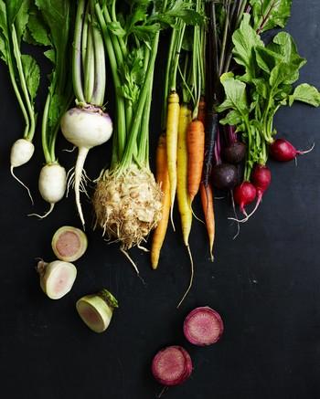 root vegetables opener