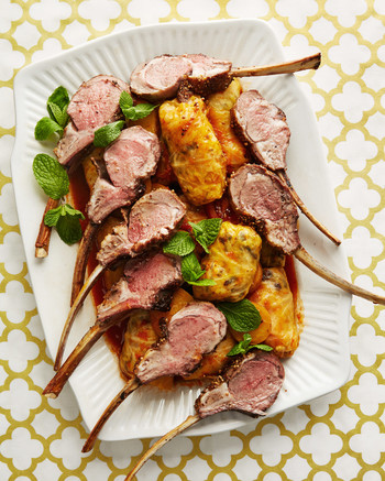 Grilled Lamb Chops with Mint Gremolata Recipe & Video ...